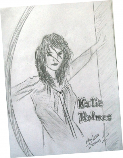 Katie Holmes por Dani_vasquez